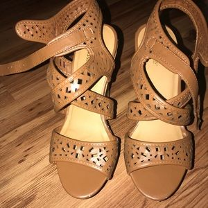 Charlotte Russe Shoes - Wedges